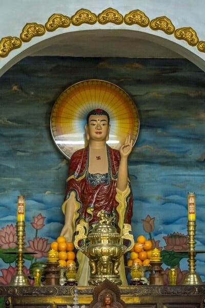 Buddha Figur In Vietnam