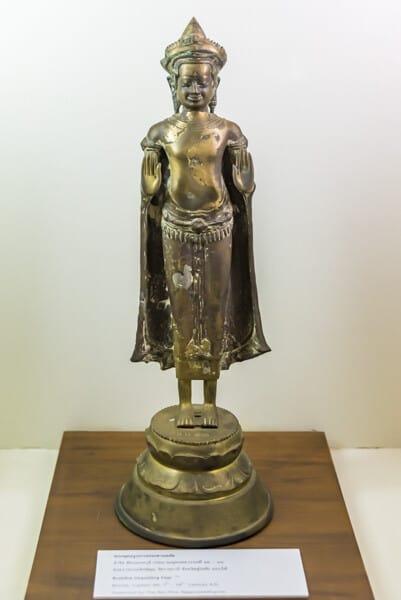 Buddha Lopburi Epoche