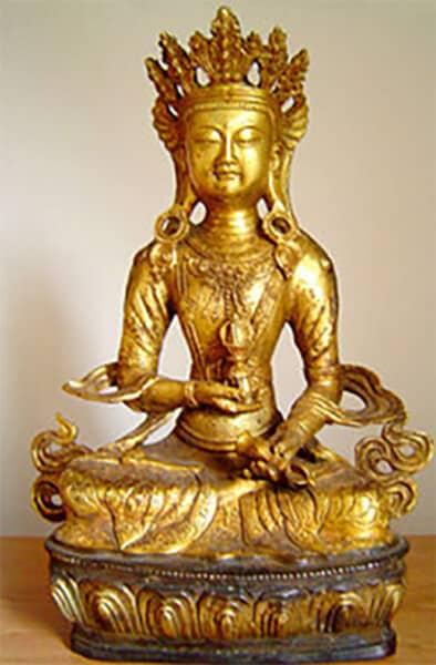Das unbekannte Buddha-Abbild