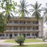 S21 - das Horror - Gefängnis in Phnom Penh