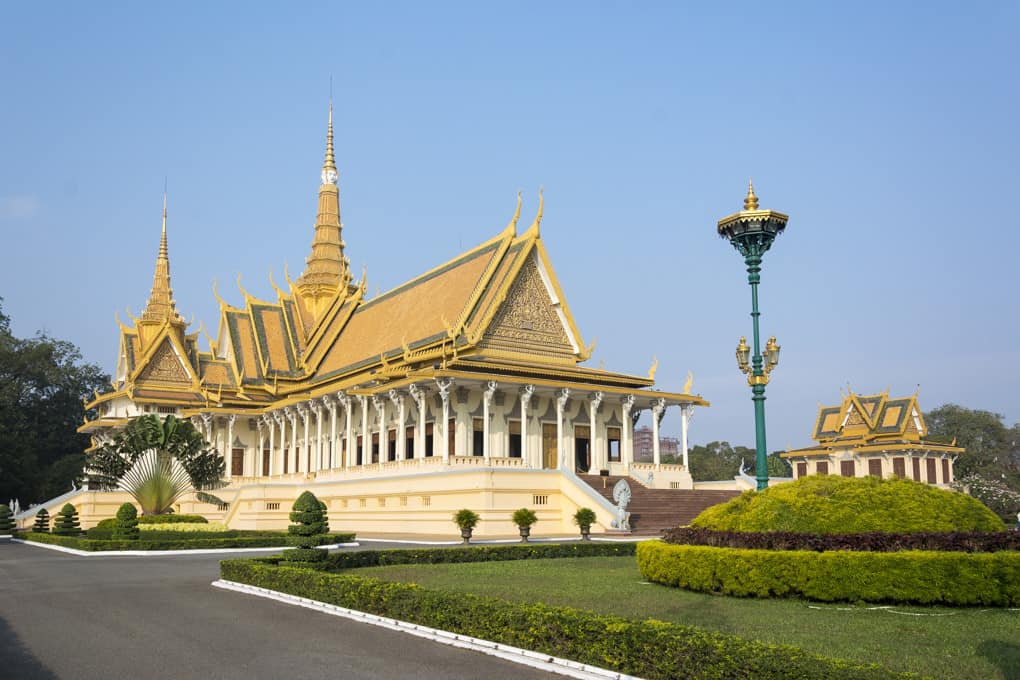 "Königspalast in Phnom Penh - aus dem Video ""Mein Kambodscha"""