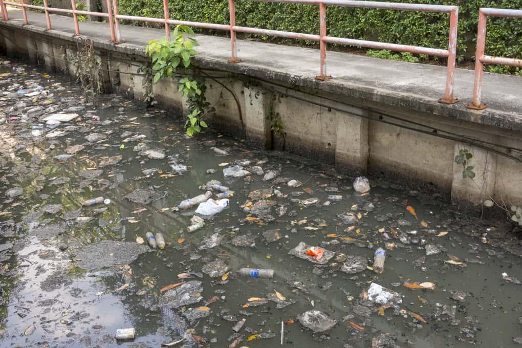 Der Müll eines der größten Probleme Thailands