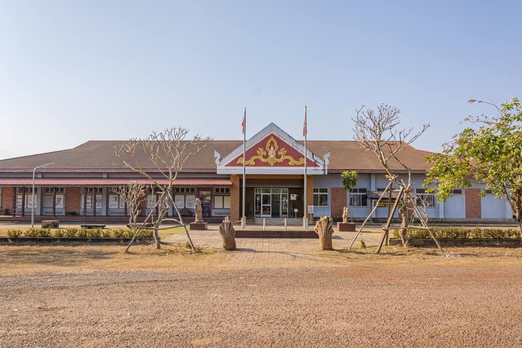 Wat Phou Museum