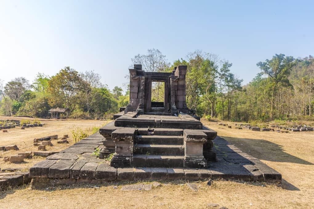 Nandi Pavillon
