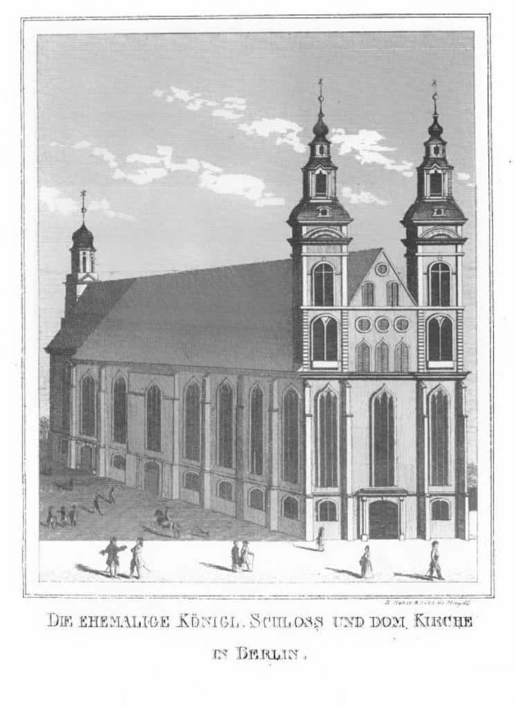 Alte Domkirche Berlin