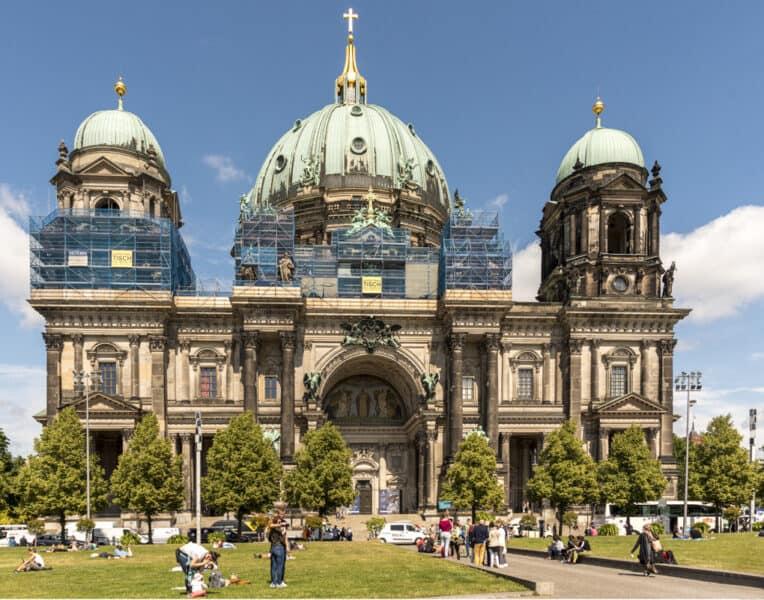Der Berliner Dom und seine Geschichte