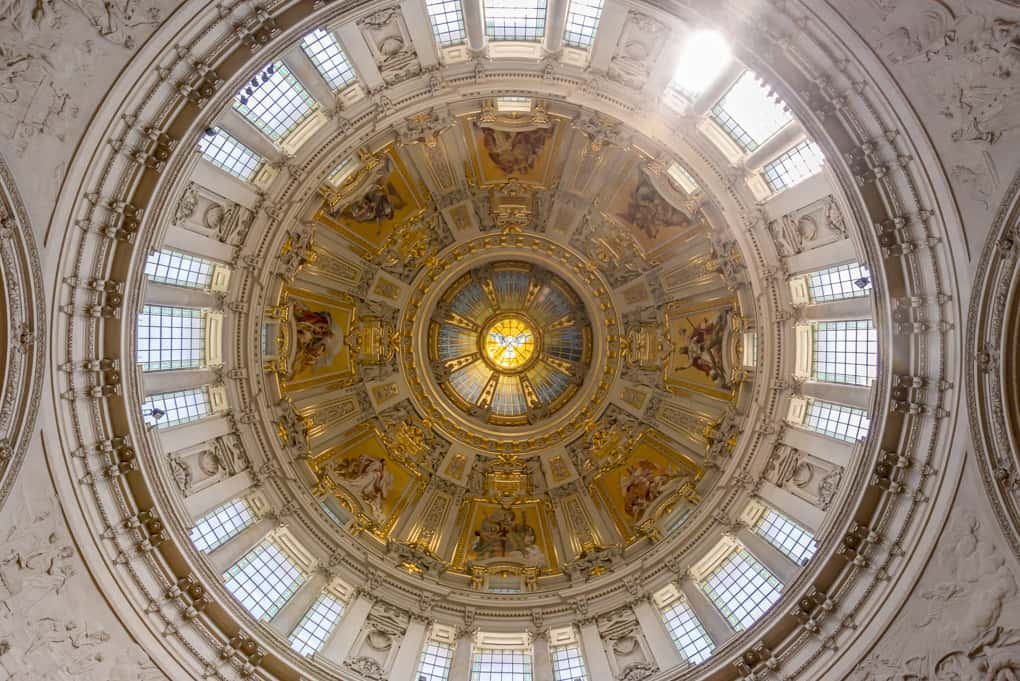 Die Kuppel im Berliner Dom