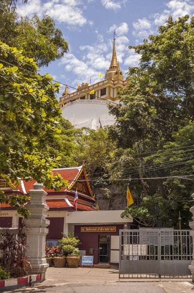 Golden Mount – Wat Saket