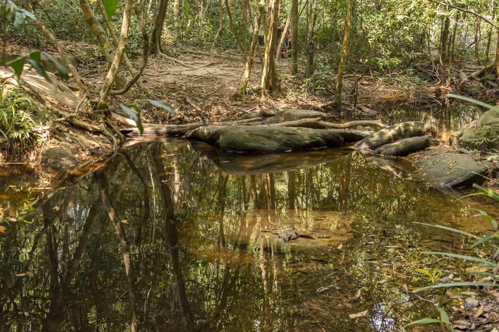 Flußlauf des Kbal Spean
