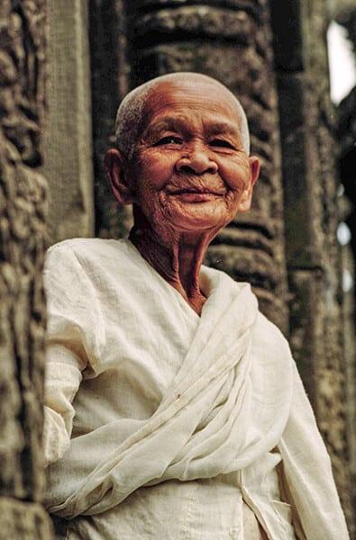 Nonnen im Buddhismus
