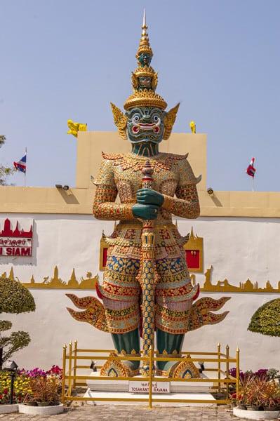 Yaksha - Tempelwächter