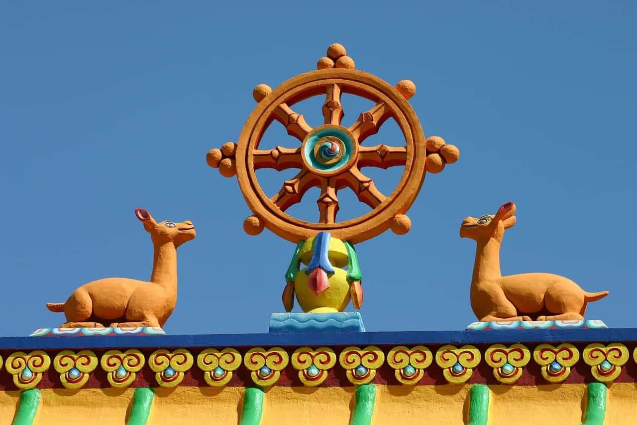 Das Dharma-Rad
