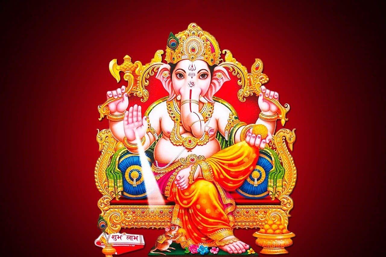 Elefantengottheit Ganesha - Hinduismus