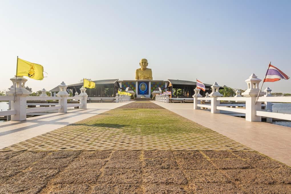 Eingang zum eigentlichen Tempelbereich