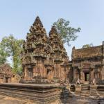 Banteay Srei - Kambodscha