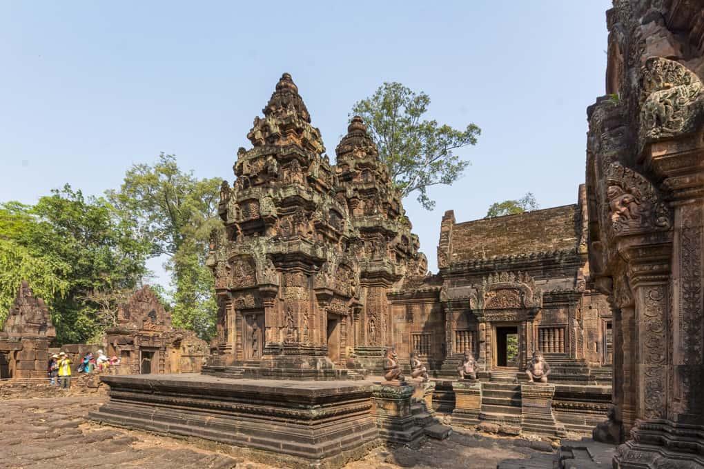 Banteay Srei – Kambodscha