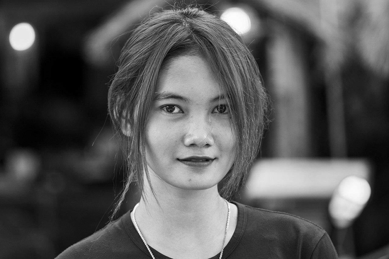 Thailaendische Frau