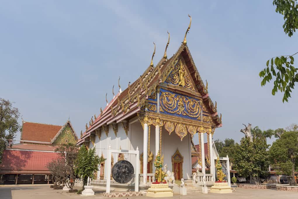 Bot von Wat Si Maha Pho in Sukhothai