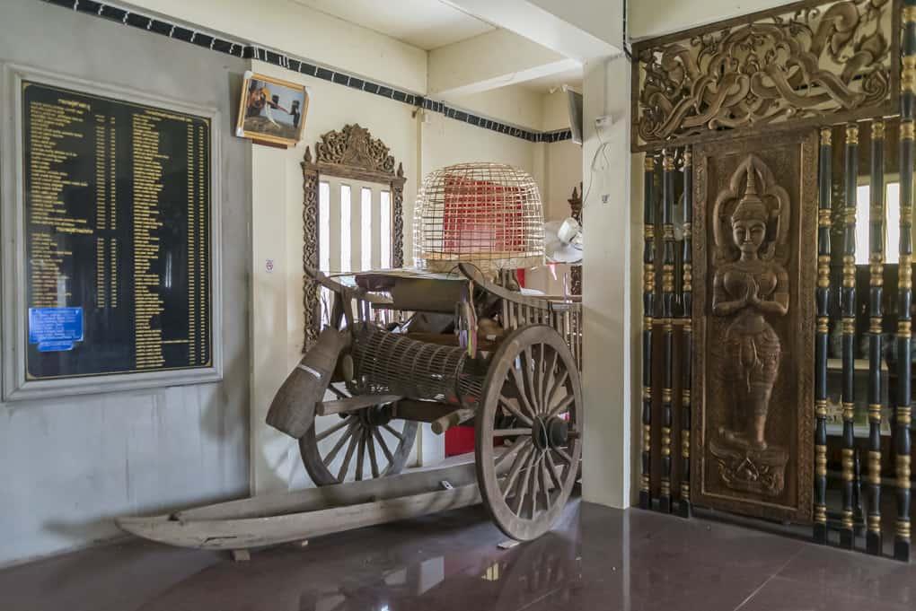historische Ausstellungsstücke