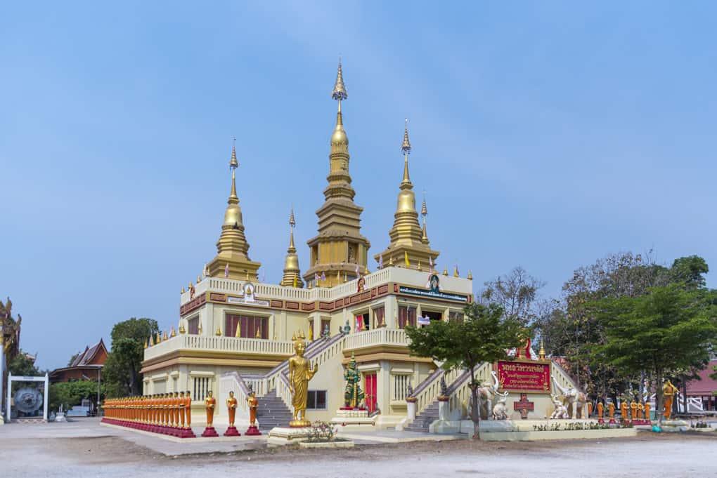 Wat Si Mahapho in Sukhothai