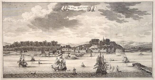 Historische Ansicht Malaka - Die Geschichte Thailands Teil 6 - Langka Sukha bis Sultanat Pattani