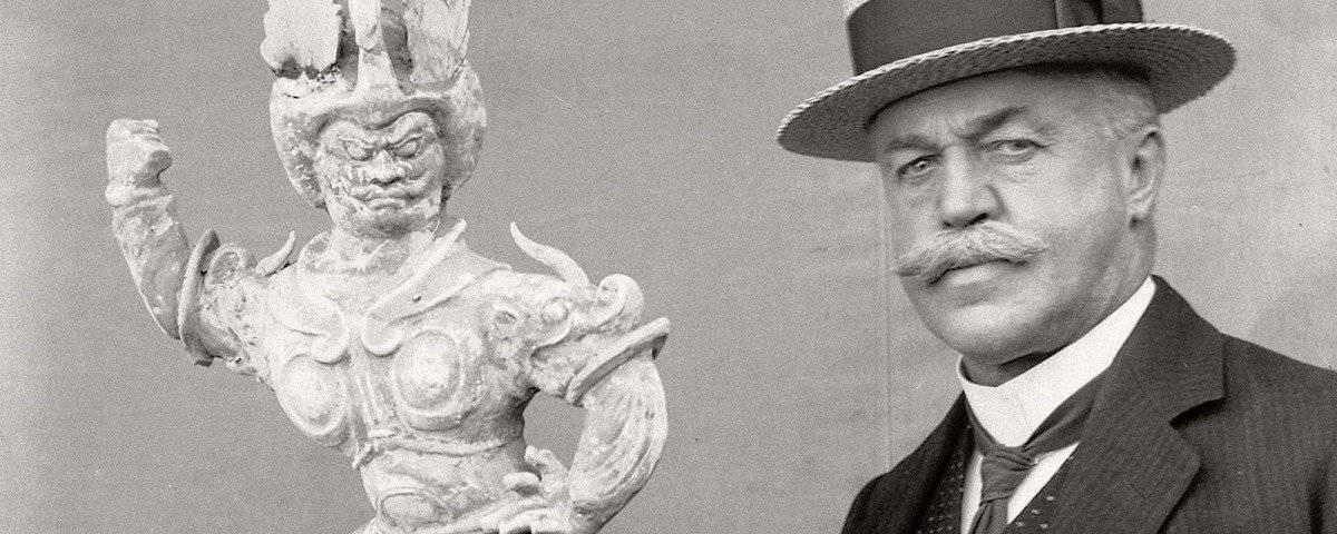 Adolf Fischer -der Gründer des Museums Ostasiatische Kunst