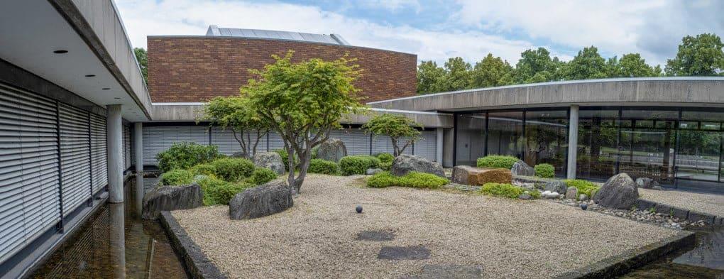 Japanischer Garten - Museum Ostasiatische Kunst
