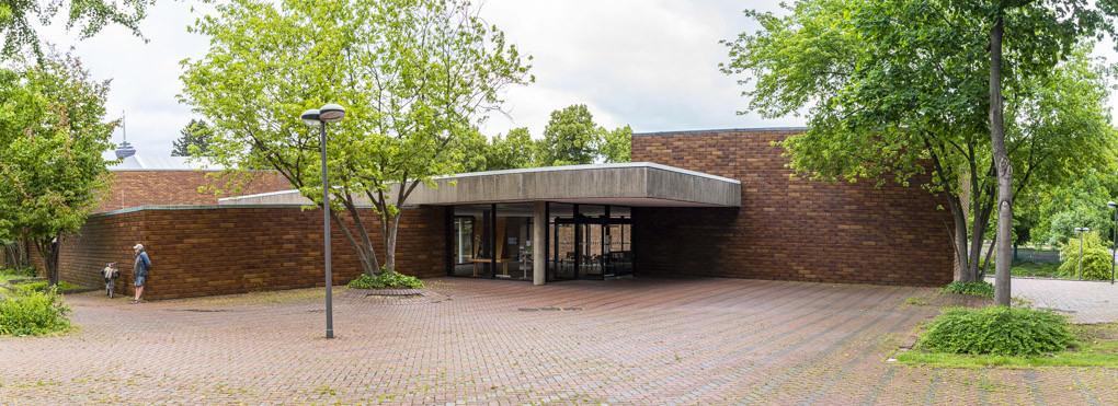 Eingangsbereich der Museums Ostasiatische Kunst Köln